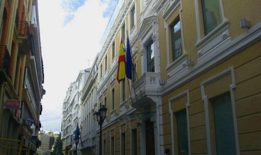 Corrección a bolsa de trabajo de Conductor-Recadero Diputación Badajoz