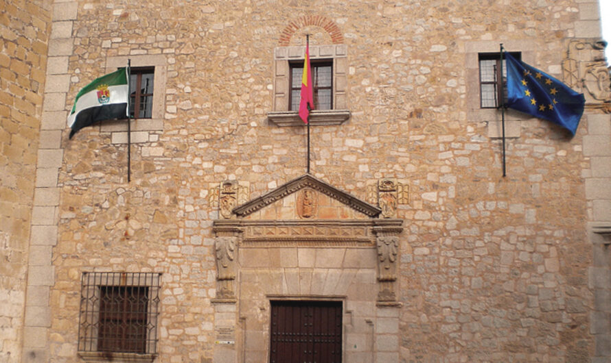 Bases para 2 Auxiliares Administrativos en Diputación de Cáceres