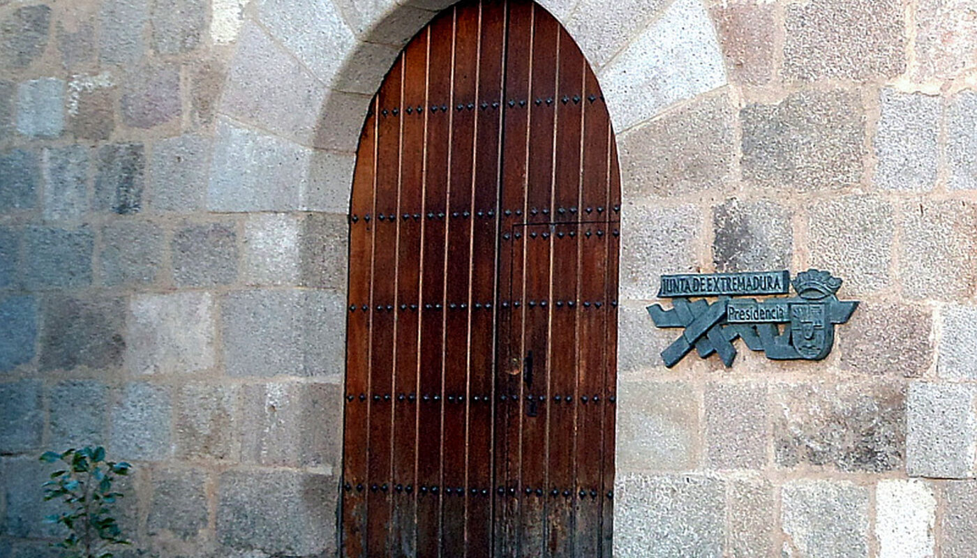 Presidencia de Junta de Extremadura