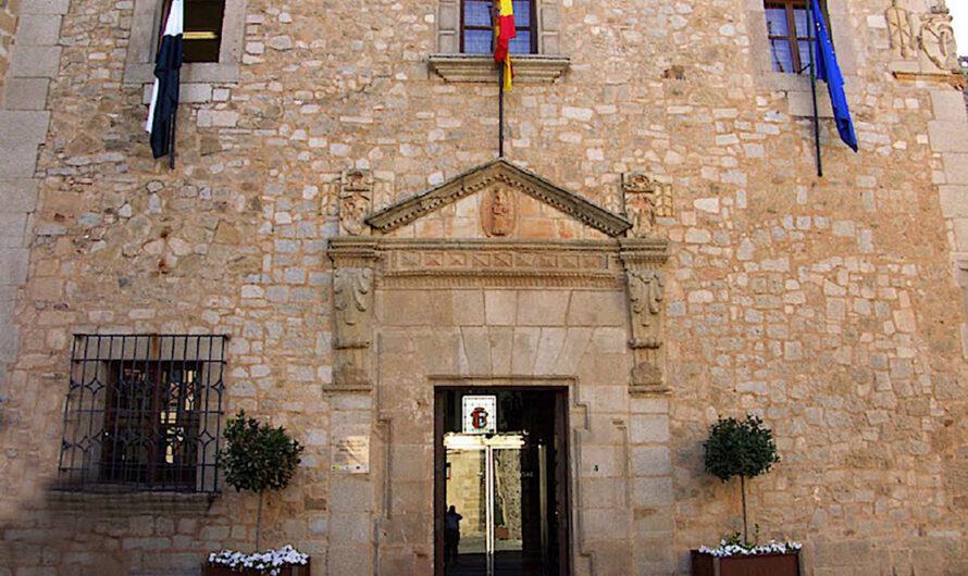 Rectificación de Bases convocatoria ITI en Diputación de Cáceres