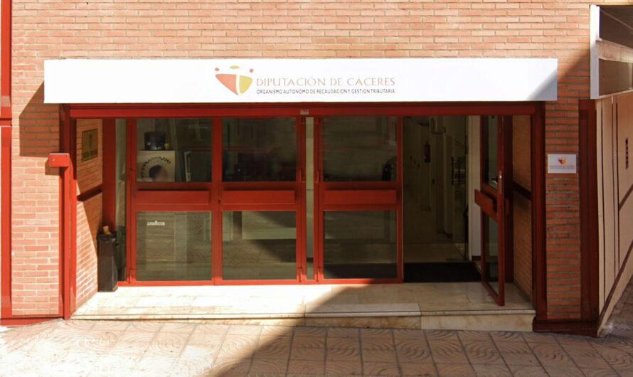 Bases concurso Jefe Sección Unidades Territoriales-AG OARGT Diputación Cáceres