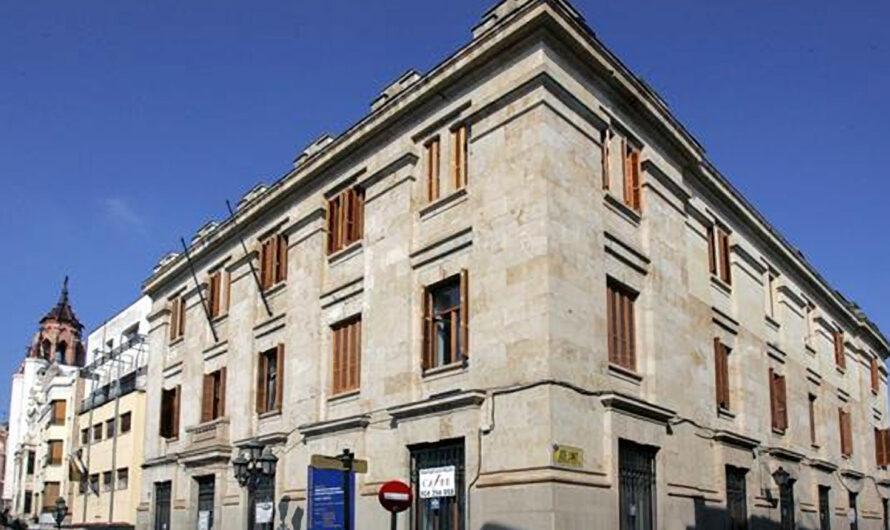 Bases para bolsas de trabajo Profesor/a Superior Música varias categorías Diputación Badajoz