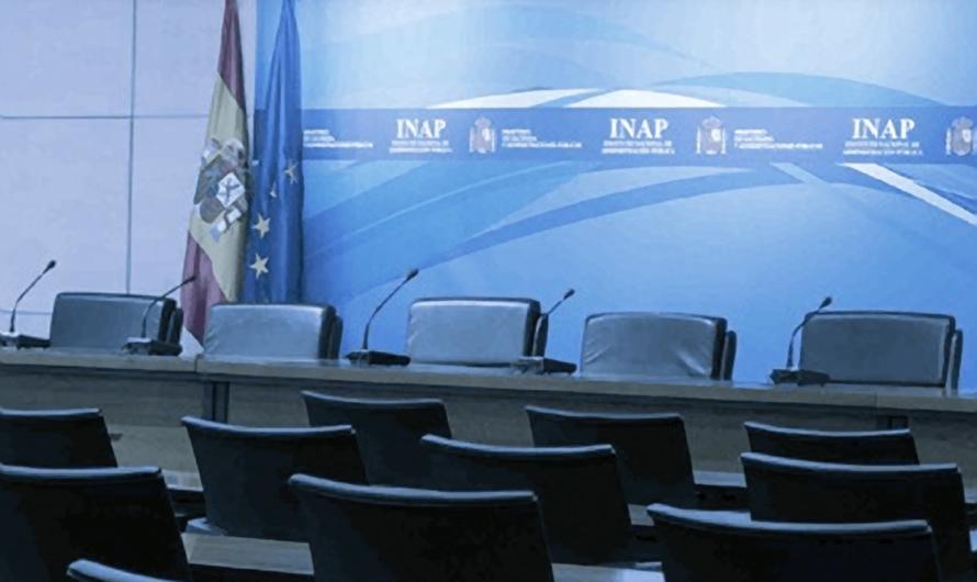 INAP: acciones formativas de seguridad en las TIC
