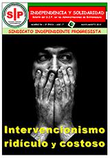 Boletín Independencia y Solidaridad - Nº 54