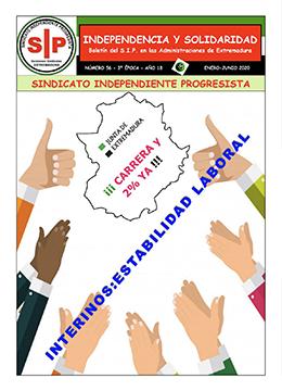 Boletín Independencia y Solidaridad - Nº 56