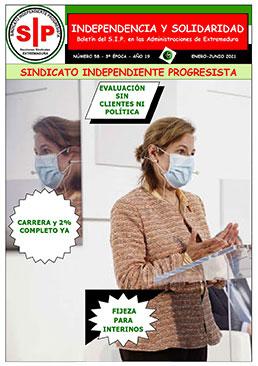 Boletín Independencia y Solidaridad - Nº 58