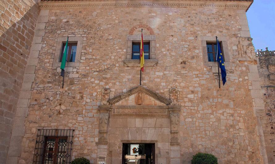 Corrección errores concurso traslado vacantes personal funcionario Diputación Cáceres