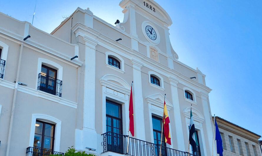 Aprobación inicial modificación régimen jurídico de varias plazas vacantes plantilla Ayto. Mérida